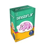 Bebek Yapboz Dinozorlar (Kutulu) 1-2 Yas Mika-2000061