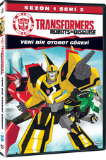 Transformers Robots In Disguise Sezon 1 Seri 2