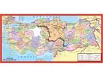 Art Puzzle Türkiye Siyasi Haritasi 123 Parça 4346