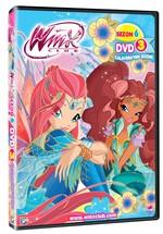 Winx Club Sezon 6 Bölüm 13-18 (DVD 3)