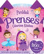 Pırıldak Prenses Çıkartma Kitabım