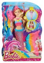 Barbie Işıltılı Gökkuşağı Deniz Kızı DHC40