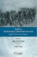 Irak'ta İngiliz İşgal Yönetimi