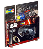 Revell Model Set Star Wars M.Set Sw D Vaders Tie F Vbsw63602