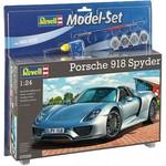 Revell Model Set Star Wars M.Set Porsche 918 Spyder Vba67026