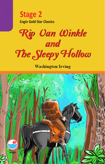 Rip van winkle and The Sleepy Hollow CD'Lİ    Stage 2