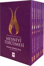 Mesnevi Tercümesi - 6 Cilt Takım
