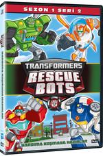 Transformers Rescue Bots Sezon 1 Seri 2