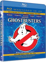 Ghost Busters - Hayalet Avcilari 4K Blu-Ray