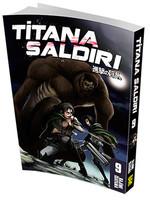Titana Saldırı - 9