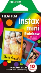 Fujifilm Instax Mini Film  Rainbow FOTSN00004