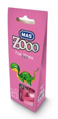 Mas Colors - Karton Pakette Omega Kiskaç - No:25 - Pembe 0616