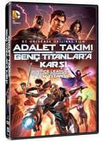 Justice League: Teen Vs Titans - Adalet Takimi: Genç Titanlara Karsi