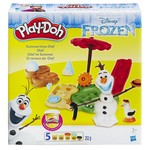 Play-Doh Olaf Oyun Seti