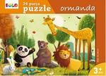 Eolo 24 Parça Puzzle - Ormanda