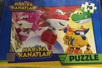 Harika Kanatlar Puzzle 70 Parça Tekli Kutu Puzzle 1500102Deg83517