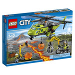 Lego City Volcano Helicopter 60123