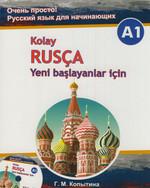 Kolay Rusça - Yeni Başlayanlar İçin