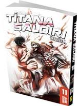 Titana Saldırı - 11