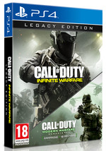 Call of Duty Infinite War LE PS4