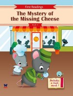 The Mystery of the Missing Cheese Level 1