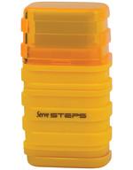Serve Steps Kalemtraşlı Silgi Sarı Tekli