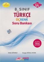 Esen Üçrenk 8. Sınıf Türkçe Soru Bankası