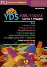 Pelikan Gold YDS Soru Bankası Cümle ve Paragraf