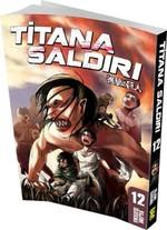 Titana Saldırı - 12