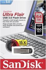 SanDisk Ultra Flair™ USB 3.0 64GB SDCZ73-064G-G46