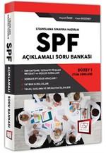 Lisanslama Sınavlarına Hazırlık SPF Açıklamalı Soru Bankası