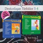 Destanlaşan Türküler Arşiv 2  (2 CD)