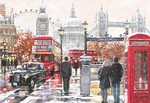 Anatolian Puzzle 2000 Parça London 3937