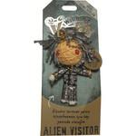 VooDoo Anahtarlık Alien Visitor