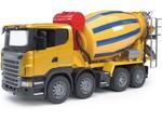 Bruder-Scania R-Seri. Beton Mikser 03554