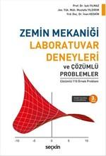 Zemin Mekaniği - Laboratuvar Deneyleri ve Çözümlü Problemler
