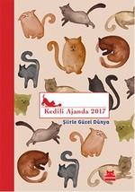 Kedili Ajanda 2017 - Şiirle Güzel D