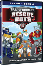 Transformers Rescue Bots Sezon 1 Seri 4
