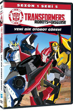 Transformers Robots In Disguise Sezon 1 Seri 5