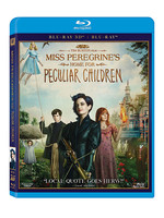 Miss Peregrine's Home For Peculiar Children - Bayan Peregrine'in Tuhaf Çocuklari [3D + 2D Blu-ray]