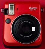 Fujifilm Instax Mini 70 Kırmızı Kamera (FOTSI00044)