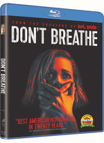 Don't Breathe - Nefesini Tut
