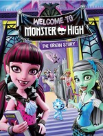 Welcome To Monster High - Monster High'a Hoş Geldiniz