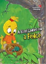 A Bird Landed On A Fence-Freindship