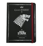 Game of Thrones Stark Bloknot Çizgili