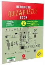 Redhouse Quiz Puzzle Book - 2