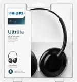 Philips SHL4405BK Flite Serisi Mikrofonlu Kafabantlı Kulaklık