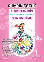 Olimpik Çocuk 1. Sınıflar İçin Matematik ve Zeka Testleri