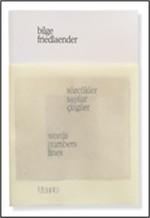 Bilge Friedlaender-Sözcükler, Sayılar, Çizgiler