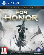 For Honor Deluxe Edition PS4